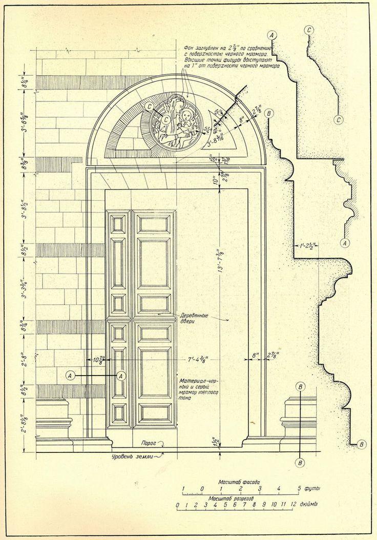 Сиена. Портал Собора. Двери и порталы в итальянской архитектуре