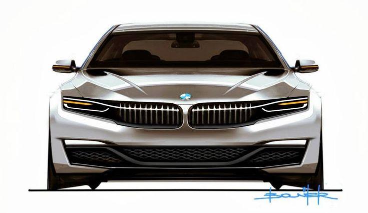 BMW sketch 5 series touring ?