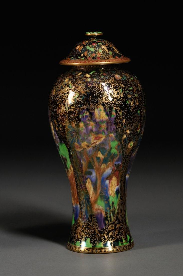1110 best wedgwood images on pinterest wedgwood porcelain and vases wedgwood fairyland lustre vase and cover england reviewsmspy