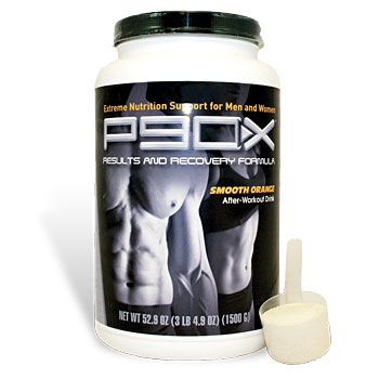 P90X Results and Recovery Drink