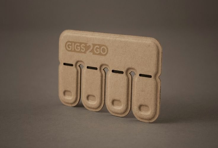 Gigs 2 Go: the first thumb drive designed to be shared