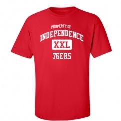 Independence High School - San Jose, CA   Men's T-Shirts Start at $21.97