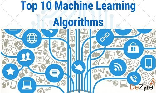 machine learning algorithm