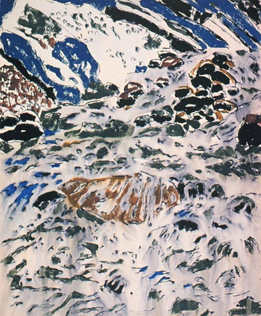 Water Forms by David Milne 1916 - Canadian Paintings
