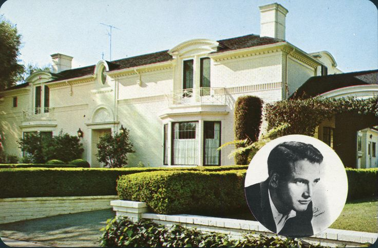 Home Of Paul Newman Beverly Hills 993 651