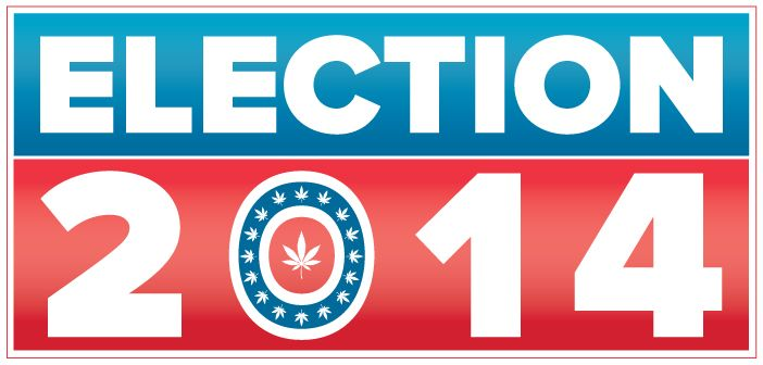 Election Updates: Pot Wins In Oregon, D.C.; Loses in Florida