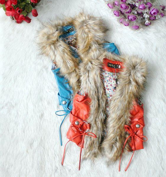 Girls vest waistcoat hoodies dress pure cotton coral fleece thicken rabbit baby hoodie dress outwear