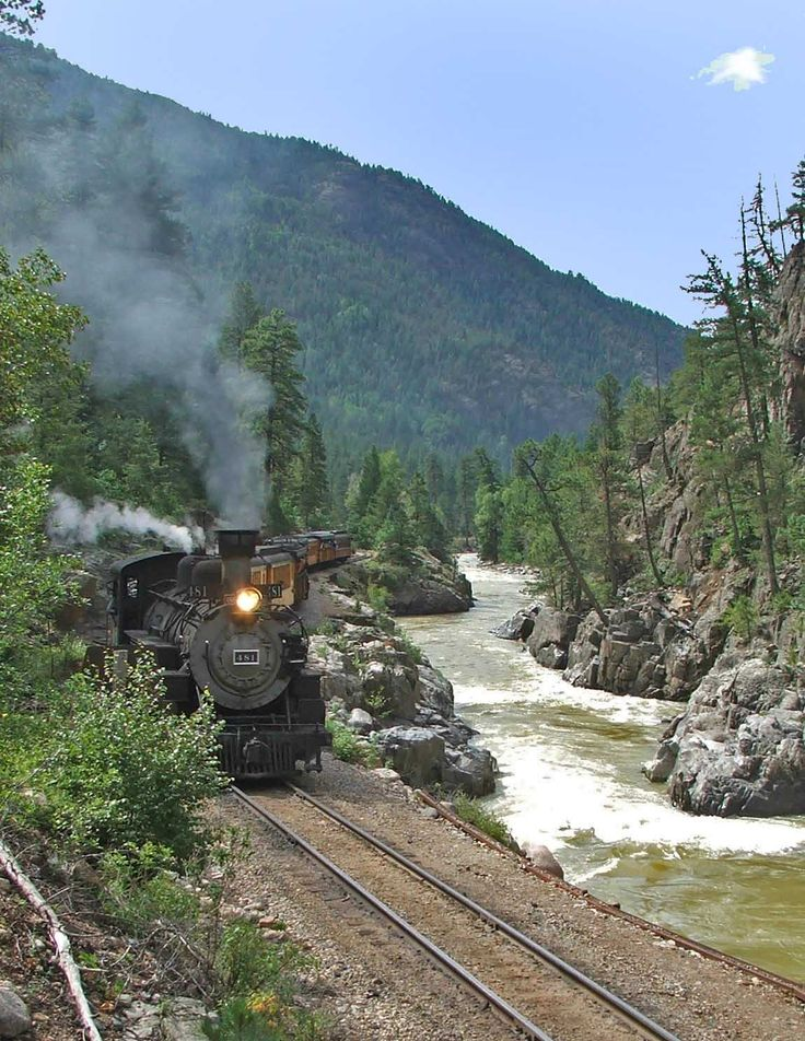 564 best images about narrow gauge railroads on pinterest for Noleggio di durango cabinado colorado