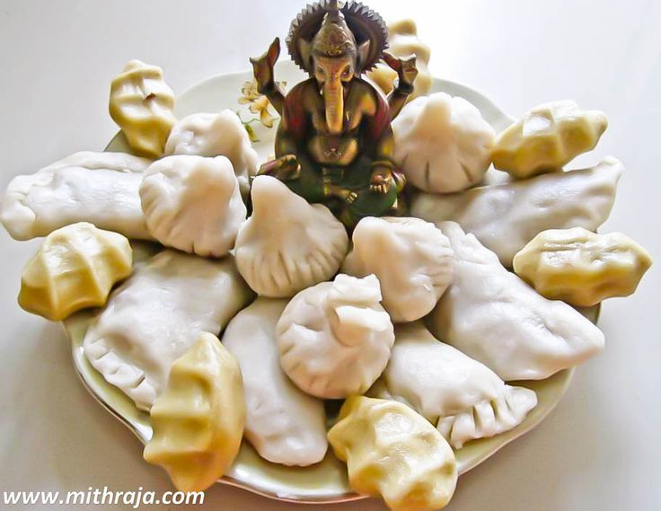 Ganesha chathurthy special Kozhukattai made with rice flour and two different types of stuffing (poornam). It is very tasty festive recipe. I learnt from my mother. I am preparing two types of stuffing. One is made with coconut and another one is boiled chana dal. Two stuffing are very tasty. I am preparing one more modak prepared with rice flour and jaggery milk. Let us see how to prepare the tasty three verities of Kozhukattai.