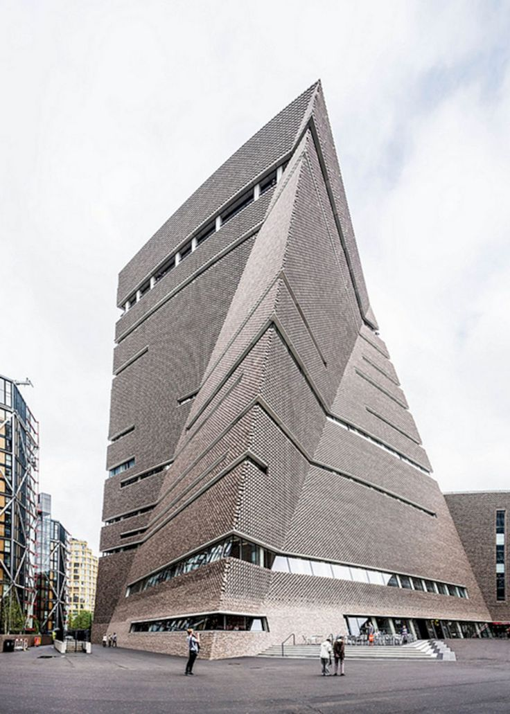 339 best beautiful building designs images on pinterest for Switch house tate modern architecture