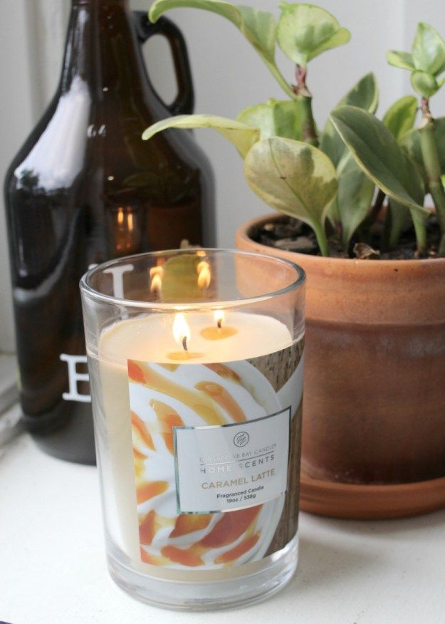 I'm excited to partner with Chesapeake Bay Candle today to talk about their Home  Scents Collection for summer.