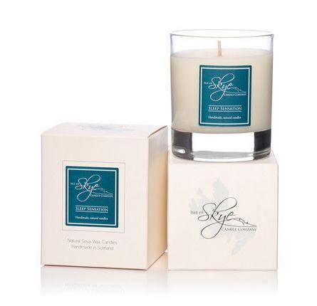 Sleep Sensation Natural Soy Wax Candle,