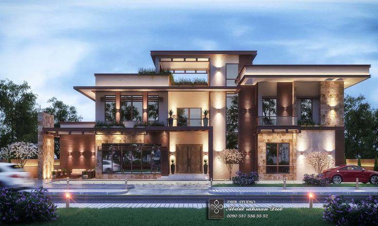 Dieb Studionabdulrahman Diebn00905373363552nwww Diebstudio Comninfo Diebstudio Com Modern Exterior House Designs House Outside Design Modern House Exterior