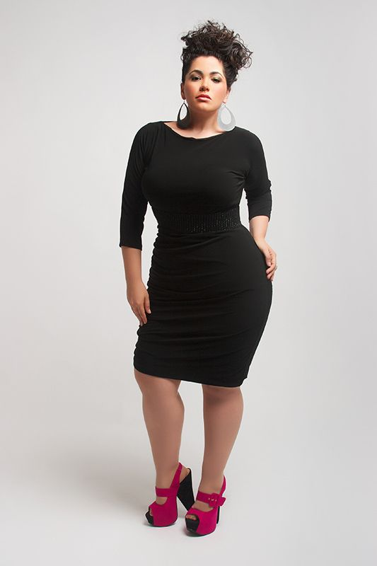 High fashion plus size clothing for women 9