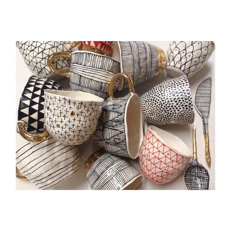 pinch pottery :: suzanne sullivan