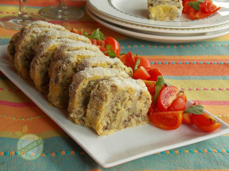 Polpettone di ceci e lenticchie facile e gustoso a base di legumi che farà impazzire grandi e piccini, ottimo anche freddo!