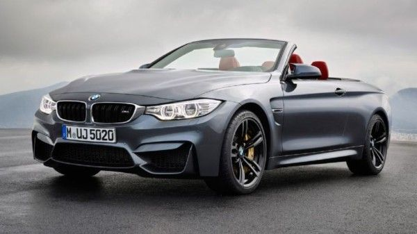 2015 BMW M4 Convertible Side View 600x337 2015 BMW M4 Convertible Review With Images