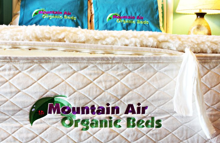 Customize Your Organic Mattress With Dunlop Or Talalay Latex Find Mountain Air Mattresses Toppers And Pillows Online