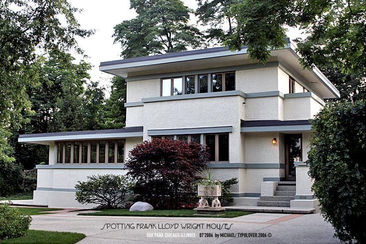 frank lloye wright  buildings  | FRANK LLOYD WRIGHT HOUSES PHOTOGRAPHY CHICAGO / MICHAEL LEVY STUDIO ...