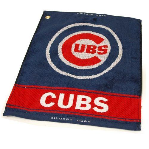 Team Golf Chicago Cubs Woven Towel