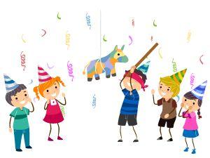 Ideen für Spiele auf Geburtstagsfeiern