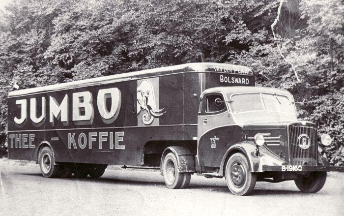 Vanderplaats koffie truck