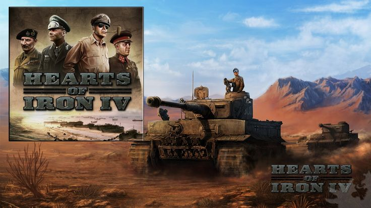 hearts of iron iv - Background hd 1920x1080