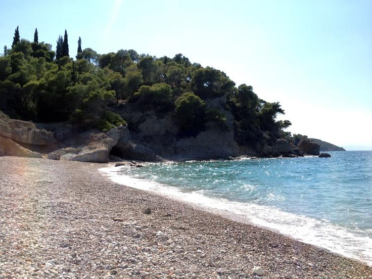 Ligoneri Beach Spetses