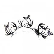 Deer & Butterfly Embellished Lashes