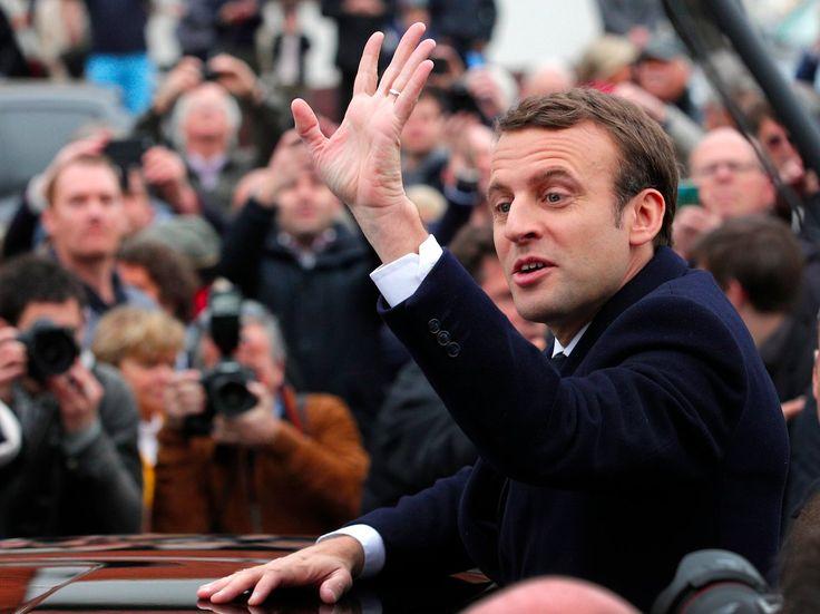 mini.press: Ο Εμμανουέλ Μακρόν ο 8ος Πρόεδρος της Γαλλίας με 6...