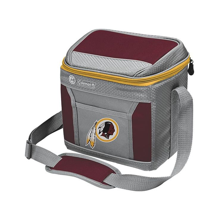 Officially Licensed NFL 9-Can Soft-Sided Cooler - Cowboys - Redskins