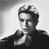Bowie Golden Years is a detailed chronology of David Bowie's career from 1974 to 1980.