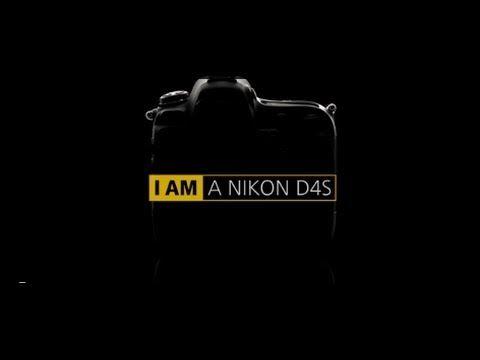 Nikon D4S Product video