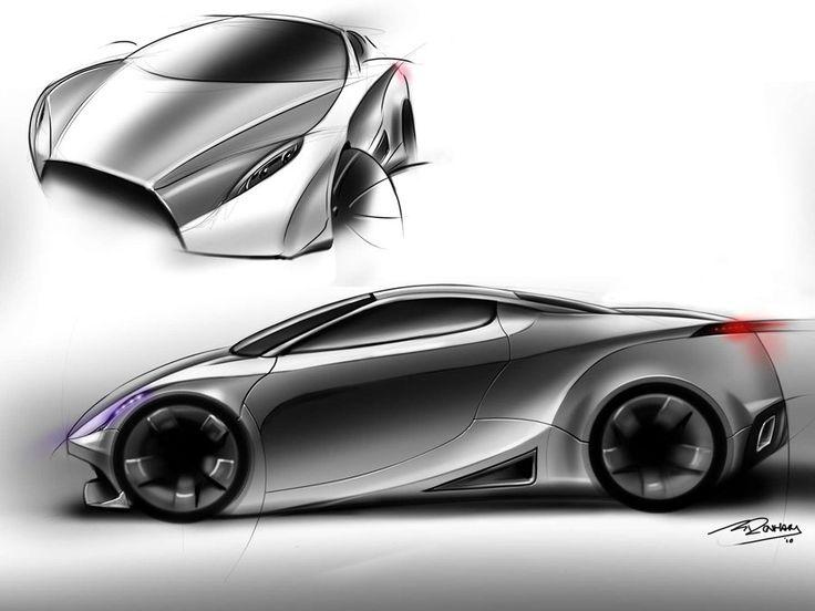 car sketches 2 by mikednhm.deviantart.com on @deviantART