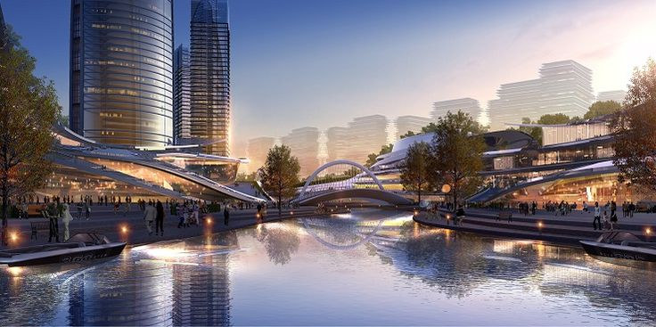 Property Report | #Global #investors stream into #China's giant #smart city in the #Philippines - Details