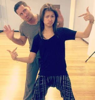 Dancing With the Stars 2013: Stars and Pros Get Wacky Inside the Rehearsal Studios (PHOTOS)
