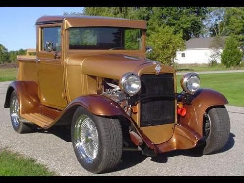 1931 Chevy Pickup For Sale in Eldorado, Wisconsin - GreatVehicles.com Used Classic Car Classified Ads