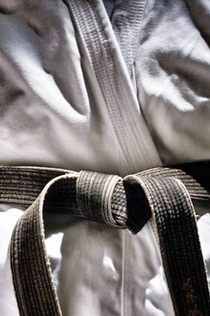 Having a Black Belt means more than how hard you can hit. It's about living a lifestyle. A lifestyle of respect, honor, and loyalty to the people around you and the society around you.