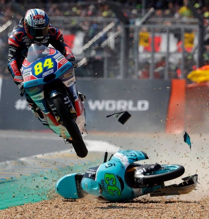 This miraculous MotoGP save is your highlight of the