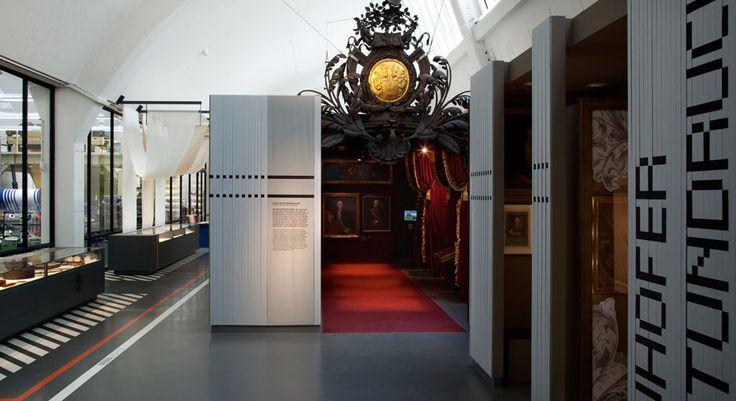 Textile and Industry Museum  Augsburg/ ATELIER BRÜCKNER
