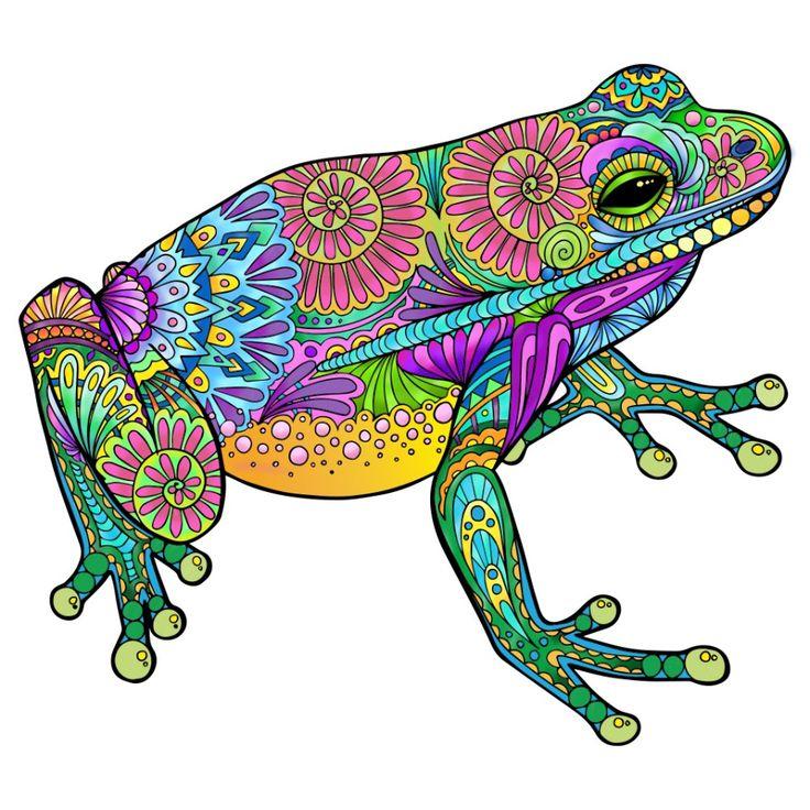 82 best Pigment coloring app images on Pinterest | Adult coloring ...
