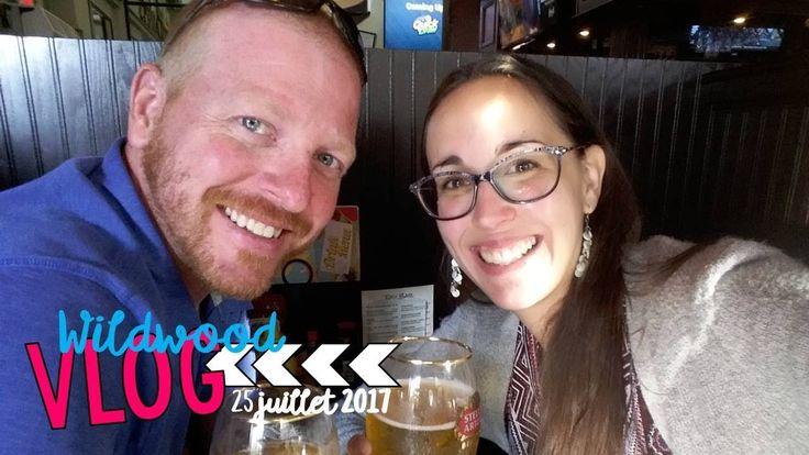 VLOG | 25-07-2017 On va à Cape May en amoureux!