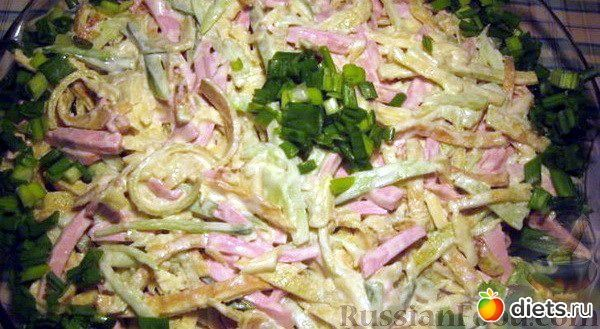 Рецепт салата с куриными грудками грецкими орехами и грибами