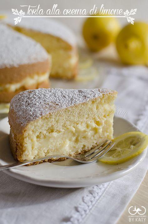 Torta alla Crema di Limone § buona ricetta §