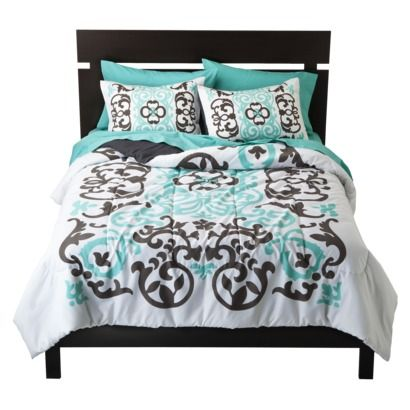 364 best bedding in a bag sets images on pinterest Xhilaration home decor