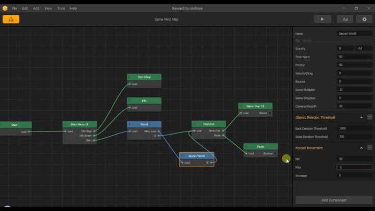 Buildbox - Secret world