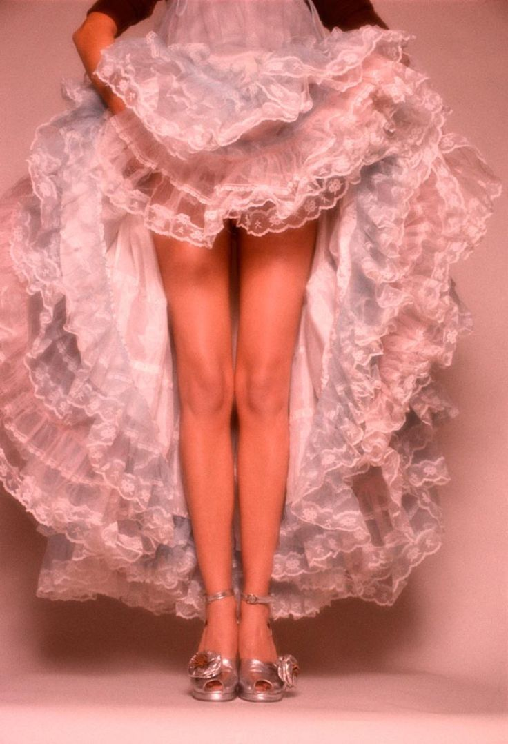 Apologise, but, frilly sissy petticoats vintage