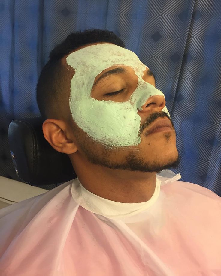 From @icutbb  We are now offering mens mint mask. A rich creamy blend of natural mint specially formulated for taking out reaming dirt after scrub and also take out skin oil.#barber #barbershopconnect #barbers #barber #barbering #downtownhalifax #halifaxnoise #local #halifaxnoise #canada #novascotia #halifax #downtownhalifax #mask #mint #facemask #fade #faded_world #andis #andisshaver #certified #cleancut #cleancut #brothers #barbering #workmotivation #workhard