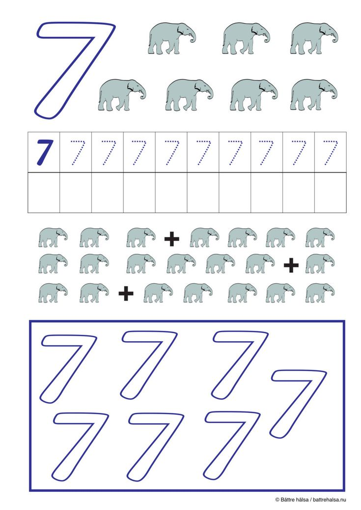 lära sig räkna, räkna, matte, räkna till tio, pyssla och lek, bättre hälsa, pyssel för barn, barnpyssel, matte, matematik, mattepyssel, pyssel, knep och knåp, räkna till 7, sju