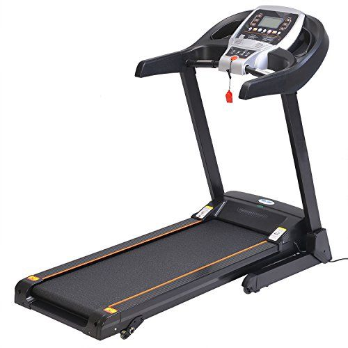 Special Offers - Gracelvoe Portable Folding Electric Motorized Commercial-Grade Home Treadmill Running Machine (Black) - In stock & Free Shipping. You can save more money! Check It (February 07 2017 at 01:16AM) >> https://bestellipticalmachinereview.info/gracelvoe-portable-folding-electric-motorized-commercial-grade-home-treadmill-running-machine-black/